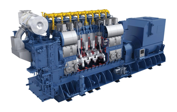 HiMSEN engine [Photo provided by Hyundai Heavy Industries]