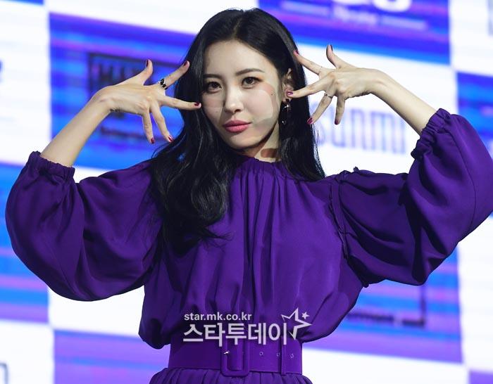 """선미 """"엄정화·이효리 잇는 女솔로도 좋지만…색깔 있는 아이콘 될래요"""""""
