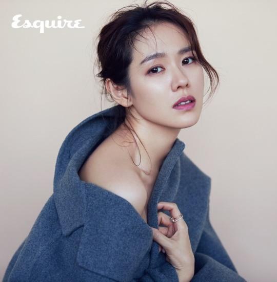 """손예진 """"故 김주혁, 날 배우로 성장시켰다"""""""