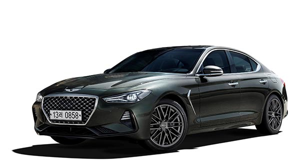 aslan sedan luxury in south launched korea hyundai