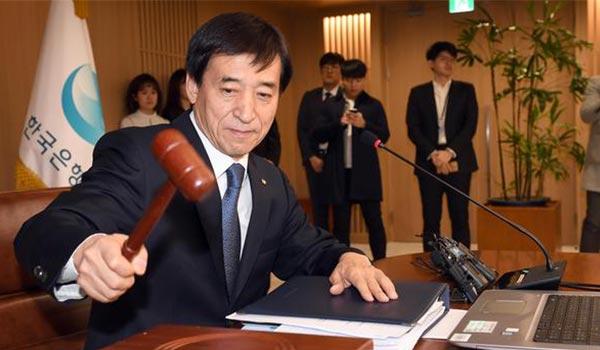 BOK Governor Lee Ju-yeol