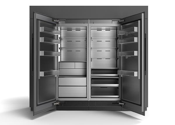 Premium built-in refrigerator BRR9000M