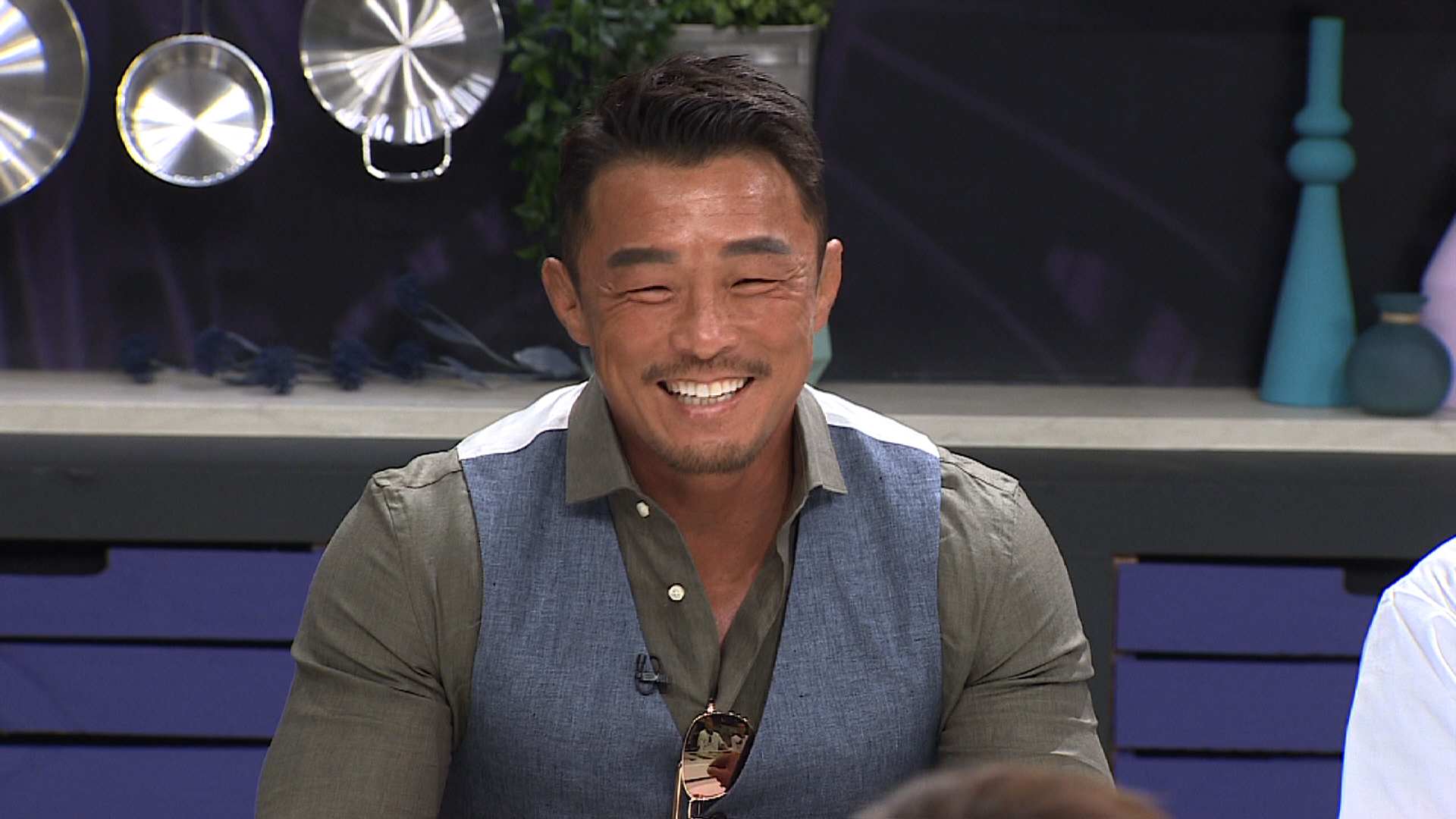 """추성훈 """"딸 사랑이 위해 환갑까지 경기 뛸 것"""""""