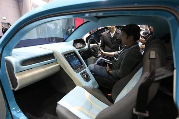 Visitors to the ongoing Bangkok International Motor Show are being treated to a broader range of vehicles this year.