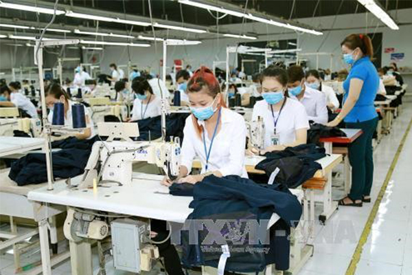 Việt Nam's index of industrial production (IIP) in the first quarter of this year gained the highest year-on-year growth rate of 11.6 per cent.