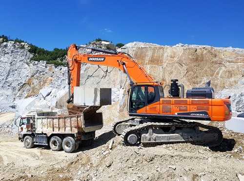 [Photo provided by Doosan Infracore]