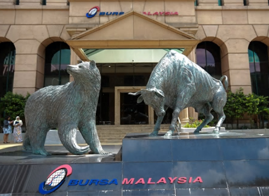 Analysts are carefully monitoring the current developments in the local political scene that may affect market sentiment amid change in power. [NST file picture]