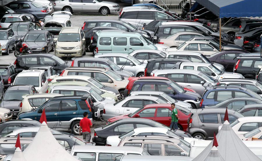 Malaysian Automotive Association (MAA) says consumers are likely to take advantage of the tax-free window which will artificially drive up new vehicle sales. [NST file picture]