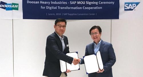 [Photo provided by Doosan Heavy Industries & Construction Co.]