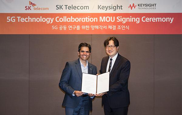 [Photo provided by SK Telecom Co.]