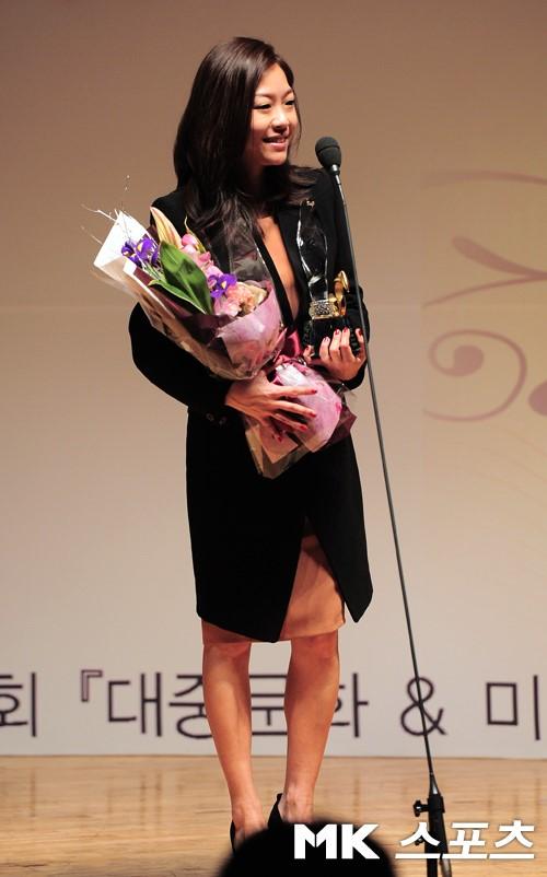 가수 박정현, 세계복싱챔프와 한솥밥 먹었던 사연