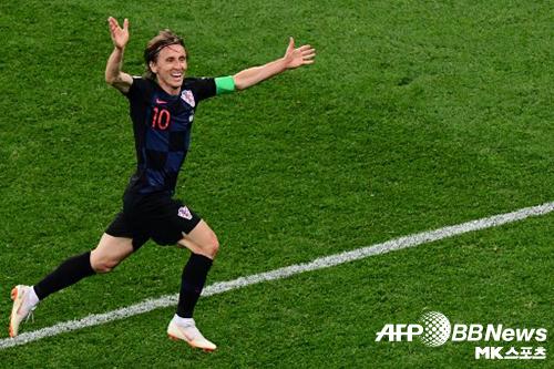 [아르헨티나 크로아티아] BBC가 꼽은 MVP는 모드리치