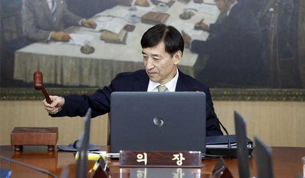 BOK Governor Lee Ju-yeol. [Photo by Bank of Korea]