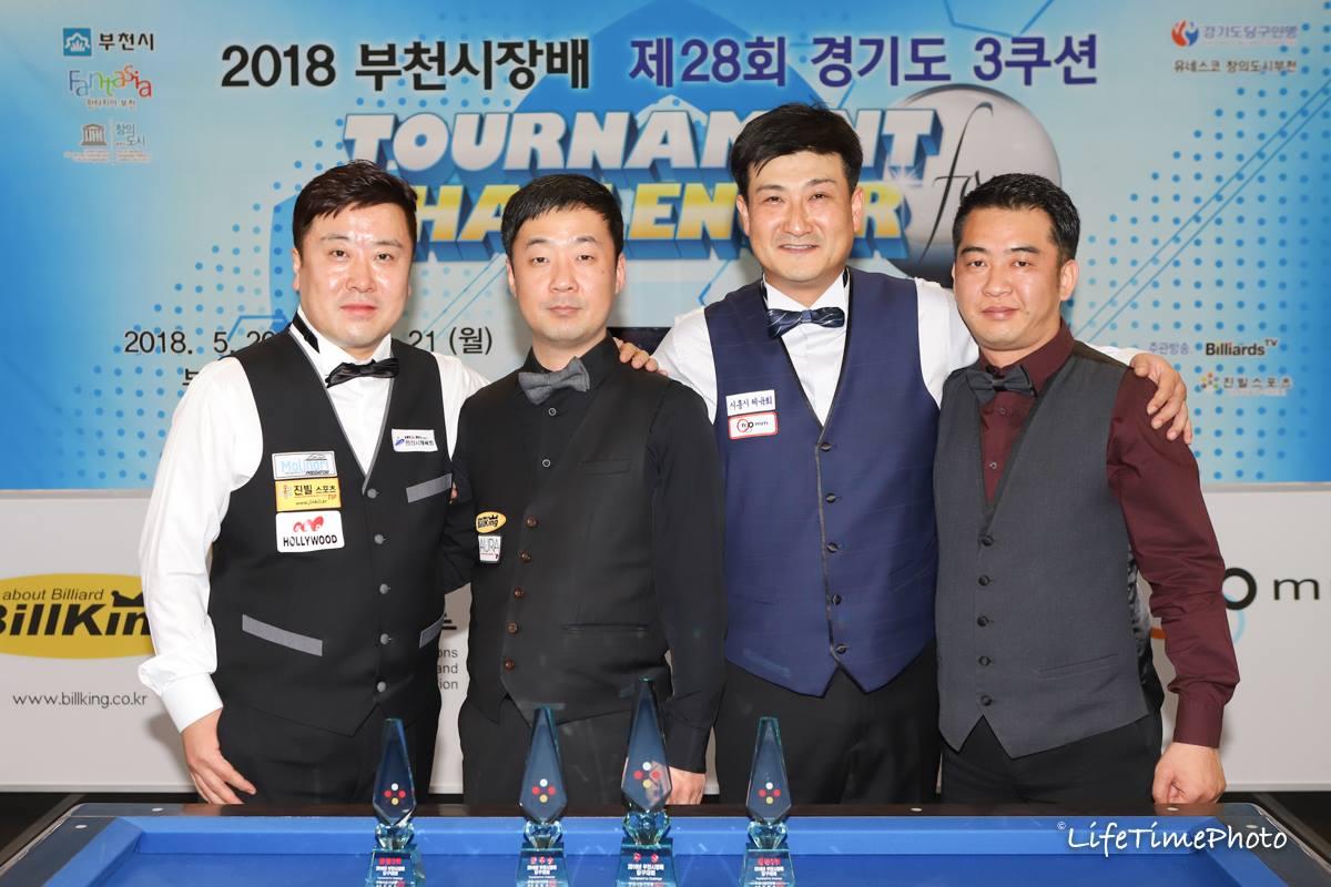 제29회 경기도 3쿠션 토너먼트 챌린저