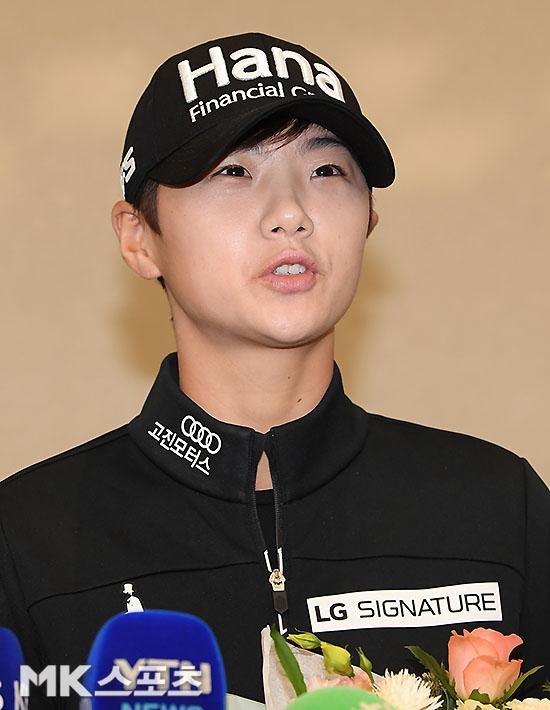 박성현, 6주 연속 여자골프 세계랭킹 1위 수성