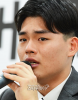 `미성년밴드 폭행논란` 더이스트라이트, 충격·눈물의 기자회견