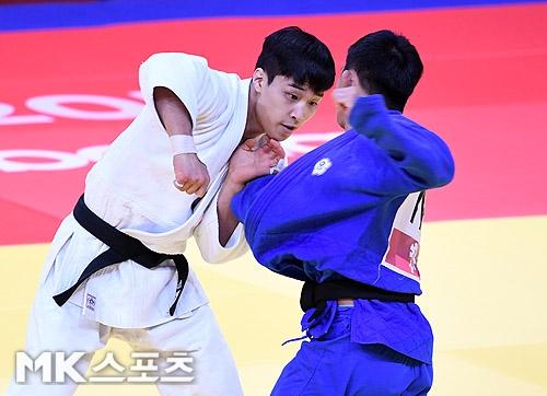안바울 국가대표팀 제외…日 그랜드슬램 첫 金 무산