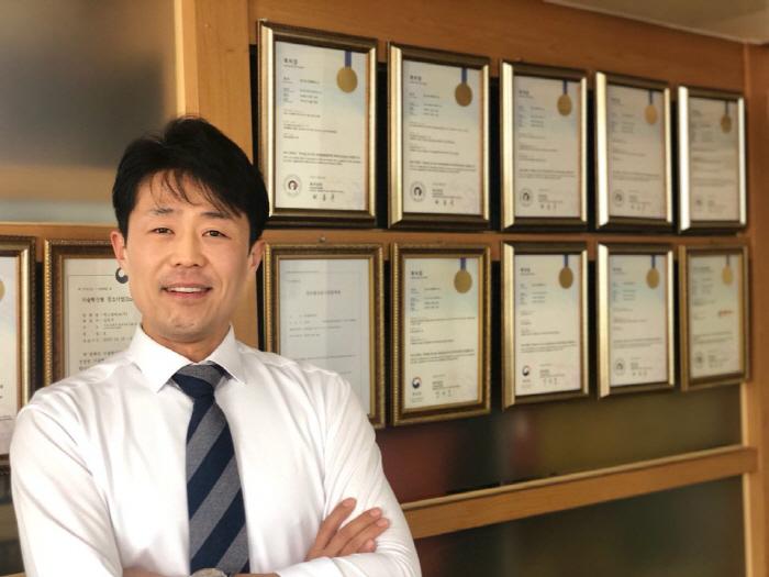 김한주 에스엘테크 대표이사