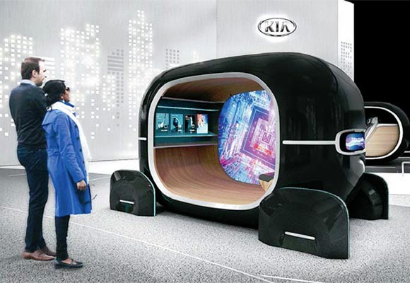 Kia To Unveil In-Car Tech For 'Emotive Driving' Future 12/20/2018