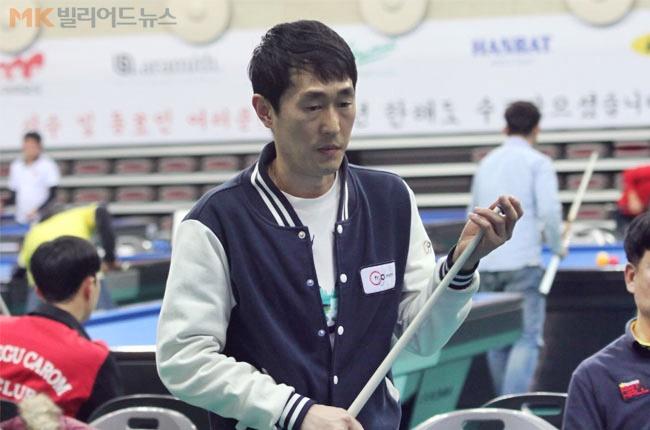 동호인 3쿠션대회서 '하이런 20점' 진기록