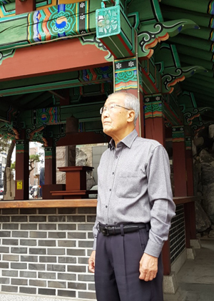 독립운동가이자 성균관대 창립자인 심산(心山) 김창숙의 손자 김위 선생을 지난 2일 서울의 한 호텔에서 만났다. 심산은 대쪽같은 선비 정신으로 항일 투쟁에 앞장섰던 독립운동가였다.