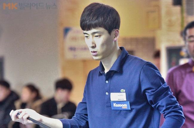 전국대회 첫 우승 권호준 男포켓볼 랭킹 4위로