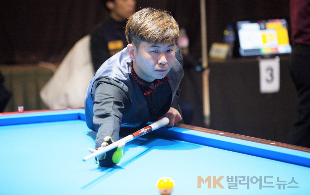 국내28위 김현우, 경남당구연맹 3월 평가전 우승
