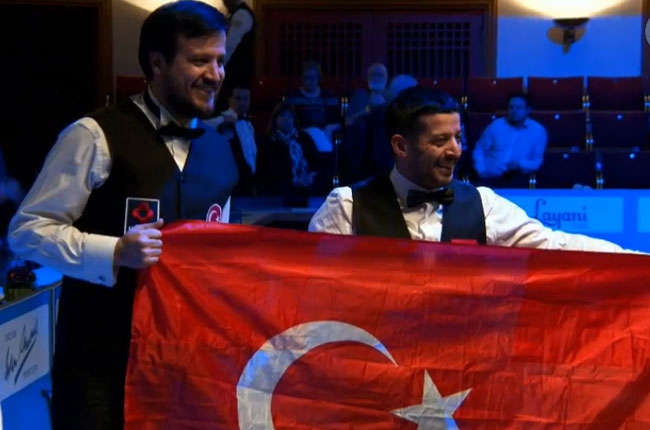터키, 네덜란드 꺾고 8년만에 우승…韓·벨기에 공동3위