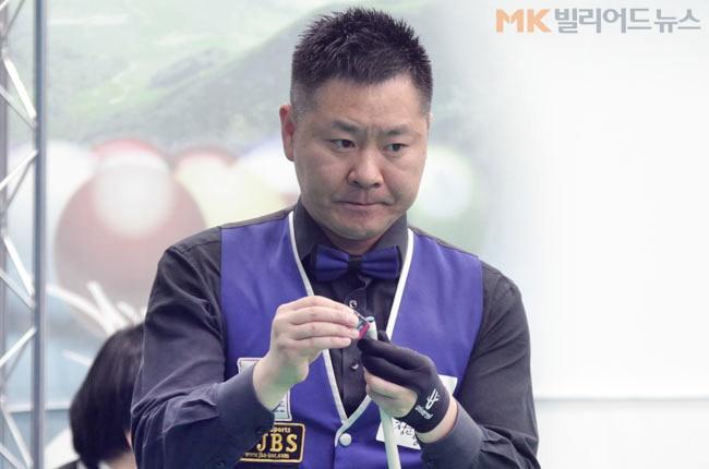 3쿠션 '국내3위' 서현민 JBS 정기리그전 우승