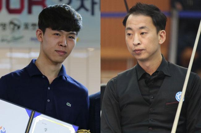 김찬도-장문석 전국당구대회 포켓9볼 복식 우승
