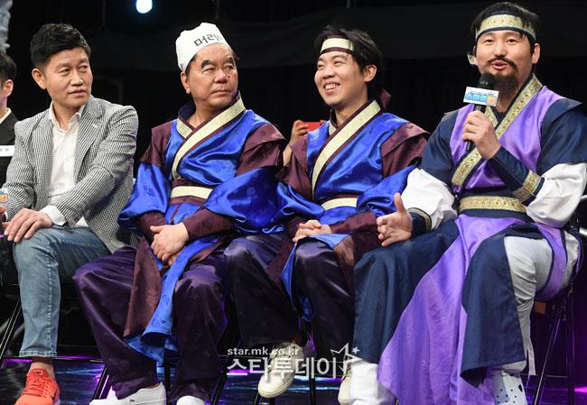[MK场景]`微笑国王`,对手`gag演唱会`而不是'Miu new` ...公共喜剧复活? - 每日经济 -image_readtop_2019_401547_15601514083782370