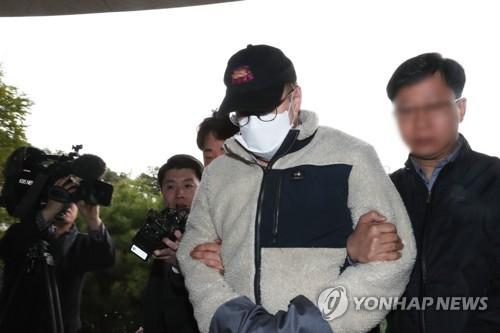 로버트 할리 마약 사건, 서울서부지검으로 이송