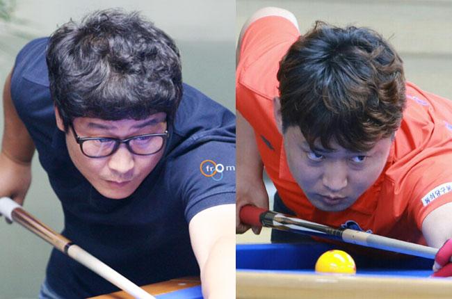 김재운 김제신 등 '동호인 고수' 32명 3쿠션대회 본선行