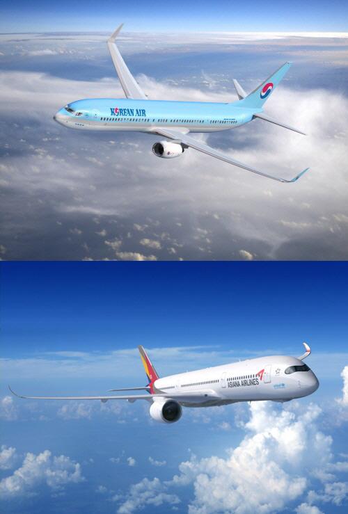 대한·아시아나항공, 늘어난 적자에 국내선 화물사업 축소