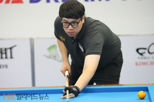 '디펜딩 챔프' 선지훈, 전체1위로 PBA드림투어 32강