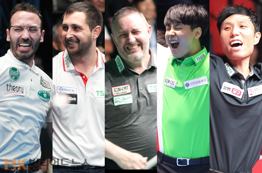 '3쿠션 역대최고' 우승상금 3억원 PBA투어파이널 2월말 열린다