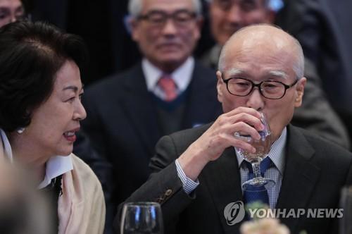 김우중 전 대우그룹 회장 별세