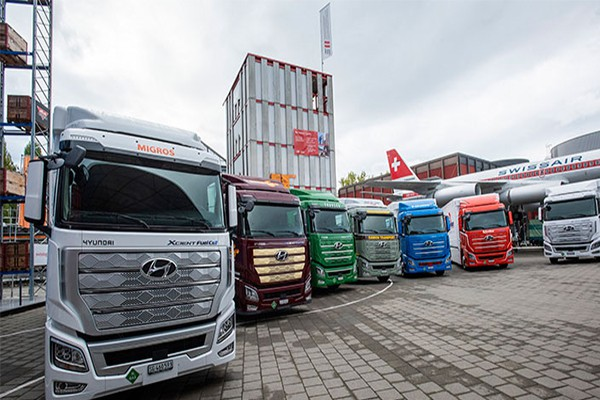 Coop Switzerland To Add Hydrogen Trucks To Its Fleet
