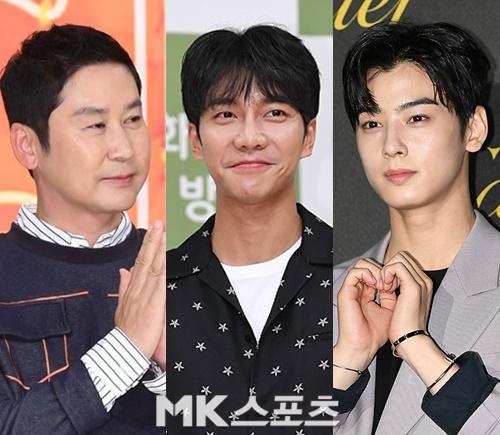 신동엽·이승기·차은우, '2020 SBS 연예대상' MC로 발탁 (공식 ...