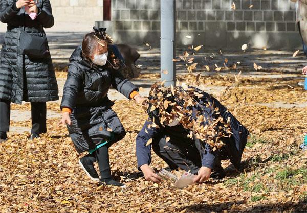 책갈피 같은 추억의 나뭇잎