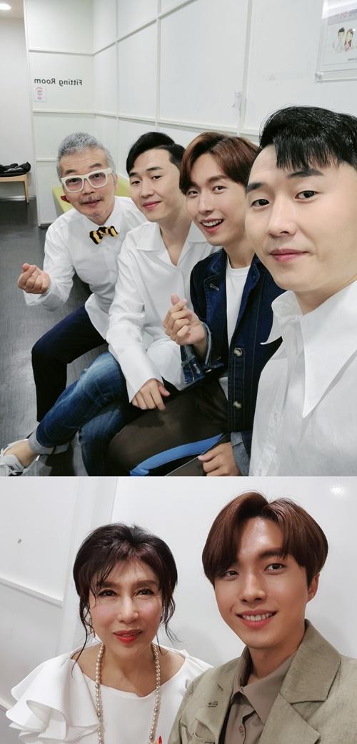 '불후의 명곡' 어버이날 특집, 재하-상호&상민 부모님과 출연