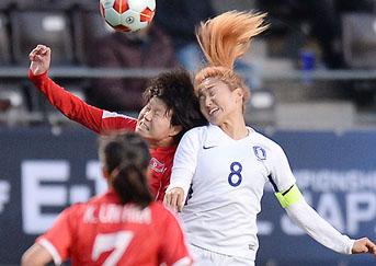 2017 동아시아축구연맹(EAFF) E-1 챔피언십 - 한국 vs 북한