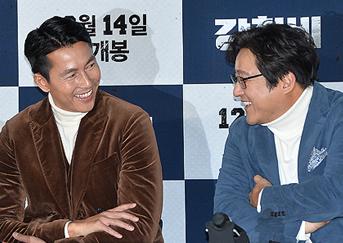 영화 '강철비' 제작발표회