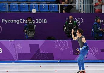 평창동계올림픽 男 스피드스케이팅 10000m(02.15)