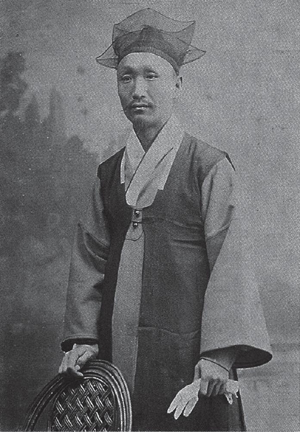 홍종우. 최초의 프랑스 유학생이었으나 수구 반동의 길을 걸었다. /사진=위키피디아 퍼블릭 도메인