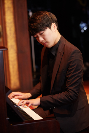 피아니스트 박지훈