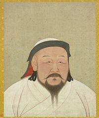 원나라 황제 쿠빌라이/출처=위키피디아