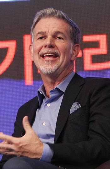 리드 헤이스팅스 넷플릭스 공동창립자 겸 최고경영자(CEO)