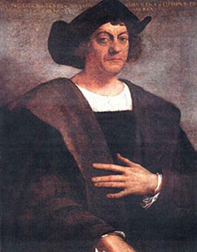 콜럼버스 초상화 /출처=위키피디아