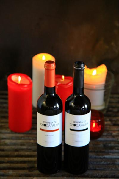 쇼카팔라와 와이너리의 레드 와인들
